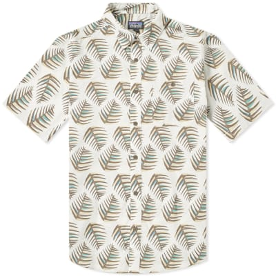 Patagonia Short Sleeve Go To Palms of My Heart Shirt