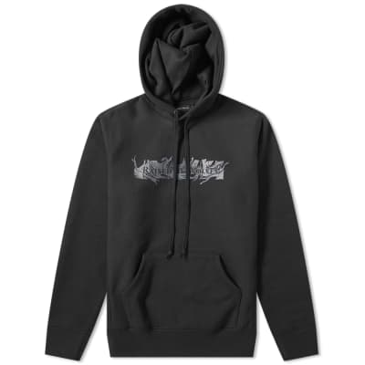 Raised by Wolves Gasoline Popover Hoody