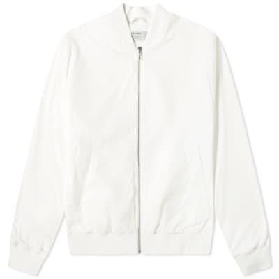 Fred Perry x Margaret Howell Tennis Bomber Jacket