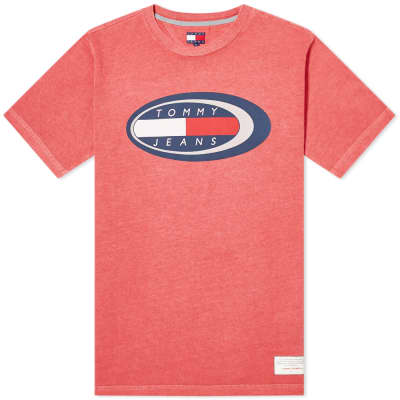 Tommy Jeans Summer Oval Tee