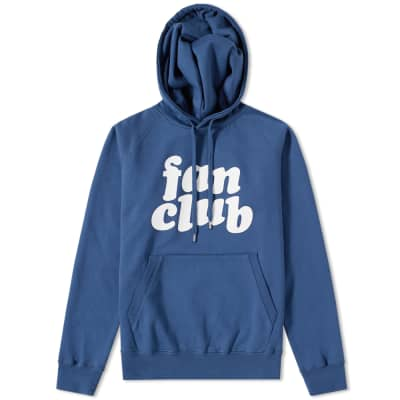 Wood Wood Fred Fan Club Hoody