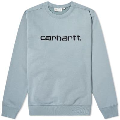 Carhartt Logo Sweat