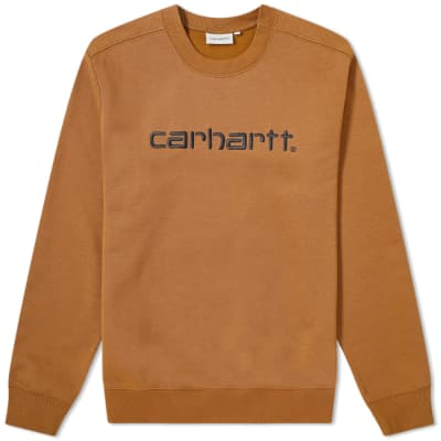 Carhartt Logo Sweat