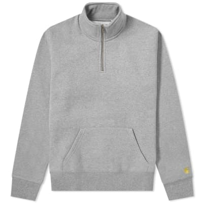 0714a187c Carhartt Chase Neck Zip Sweat