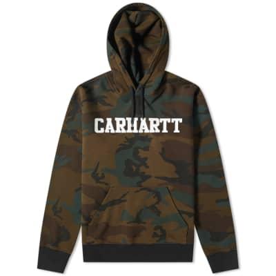 Carhartt Hooded College Sweat