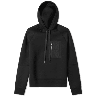 Neil Barrett Pocket Popover Hoody