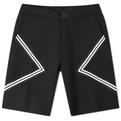Neil Barrett Modernist Taping Short
