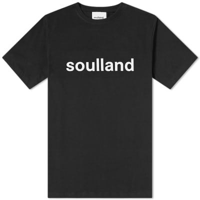 Soulland Logic Chuck Logo Tee