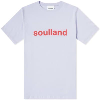 20d78b2cdcfc Soulland Logic Chuck Logo Tee