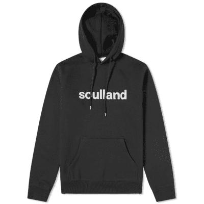 Soulland Logic Googie Logo Hoody