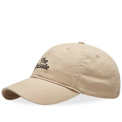 Wood Wood Outsiders Low Profile Cap