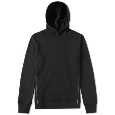 John Elliott Villain Hooded Pullover