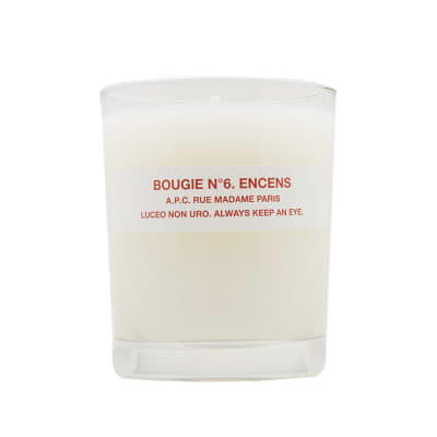 A.P.C. Candle No.6