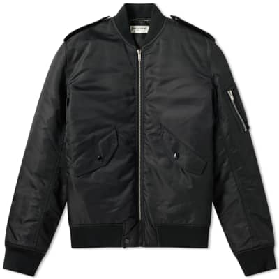 Saint Laurent Classic MA-1 Jacket