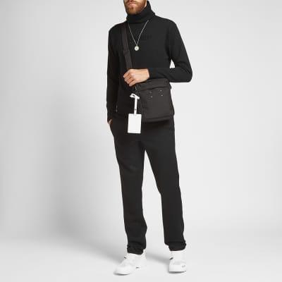 Comme des Garcons Homme Plus Slim Fit Wool Trouser