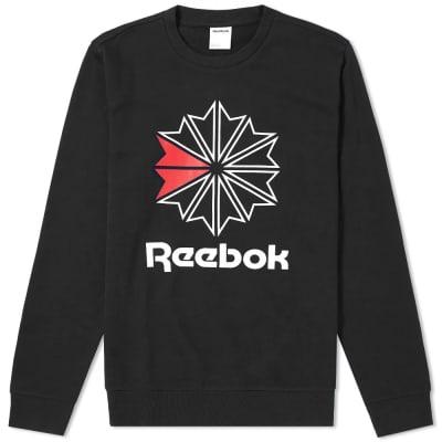 Reebok Retro Starcrest Crew Sweat