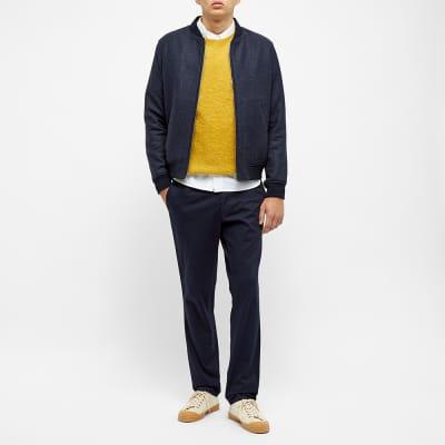A.P.C. Mathieu Wool Bomber Jacket