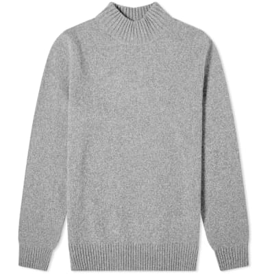 A.P.C. Wayne Mock Neck Knit