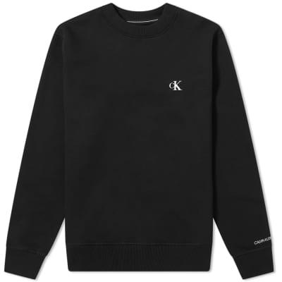 Calvin Klein Essential Logo Crew Sweat
