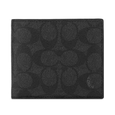Coach Signature Billfold Wallet