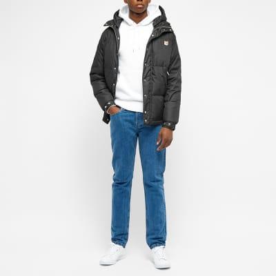 Maison Kitsuné Fox Head Down Jacket