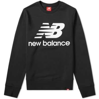 New Balance Essentials Stacked Sweat
