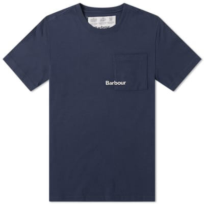 Barbour Abbey Tee - Japan Collection