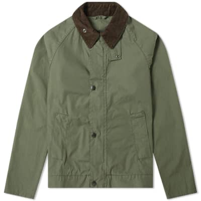 Barbour Short Bedale Jacket - Japan Collection