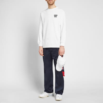 Champion Reverse Weave Taped Track Pant