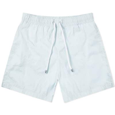 Hartford Seersucker Swim Short