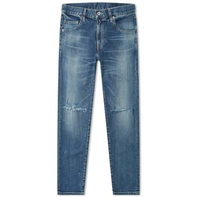 Neighborhood Claw Savage Deep Narrow 14oz Jean