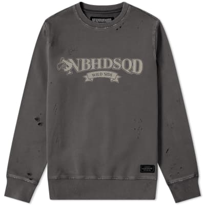Neighborhood Wild Side Crew Sweat