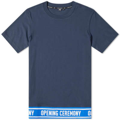 Opening Ceremony Tape Logo Tee