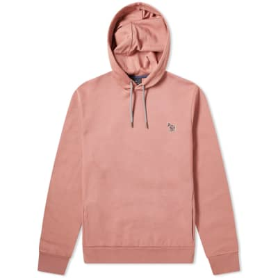 Paul Smith Zebra Popover Hoody