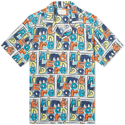 Aimé Leon Dore Crayon Vacation Shirt