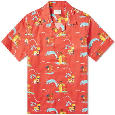 Aimé Leon Dore Block Party Vacation Shirt