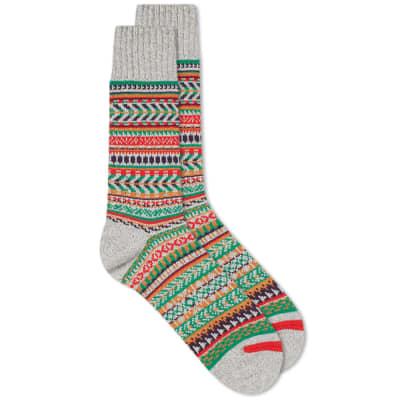 Chup War Bonnet Sock