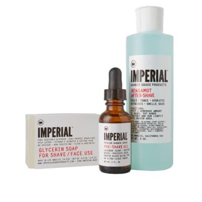 Imperial Shave Bundle