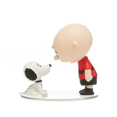 Medicom x Peanuts UDF Series 9: Charlie Brown & Snoopy 50's