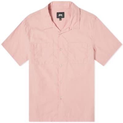 Stussy Open Collar Shirt