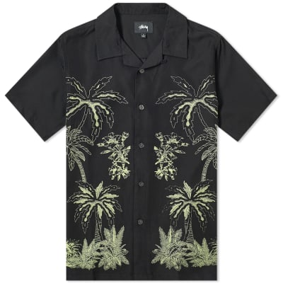 Stussy Palm Tree Shirt