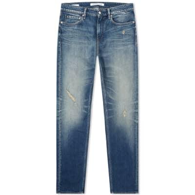 Calvin Klein 026 Slim 5 Pocket Jean