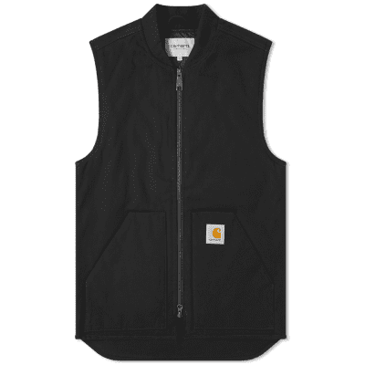 Carhartt Canvas Work Vest
