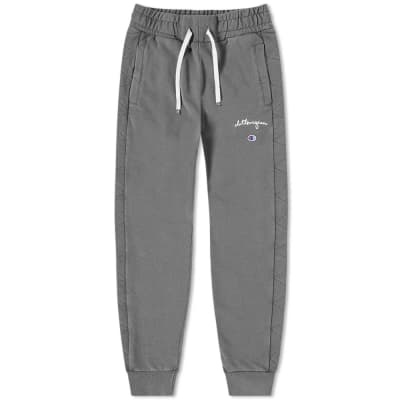 Champion x Clothsurgeon Cuffed Hem Jersey Jogger
