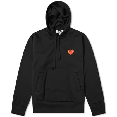 Comme des Garcons Play Women's Pullover Hoody