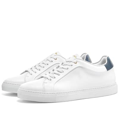 fe078bd8b Paul Smith Basso Leather Cupsole Sneaker