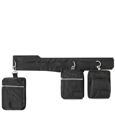 Sacai x Porter-Yoshida & Co. Belt Bag