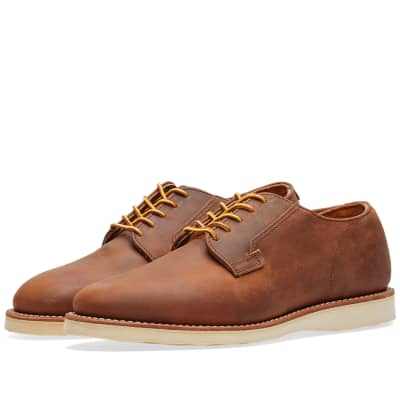 Red Wing 3118 Heritage Work Postman Oxford