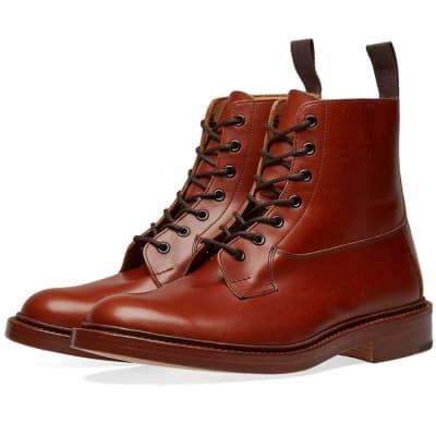 Tricker's Burford Derby Boot