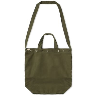 Maple Canvas Tote Bag